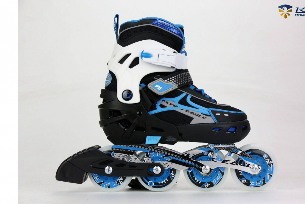 Patines Flying Eagle V5 Azul