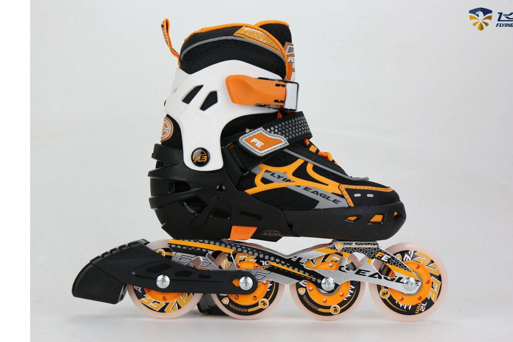 Patines Flying Eagle V5 Naranja