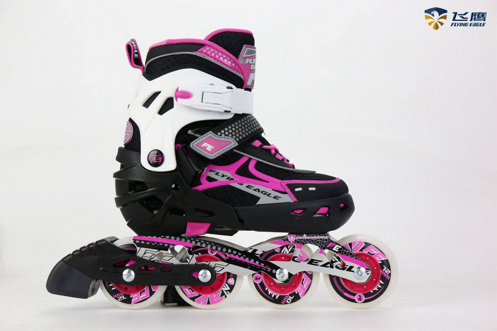 Patines Flying Eagle V5 Rosado