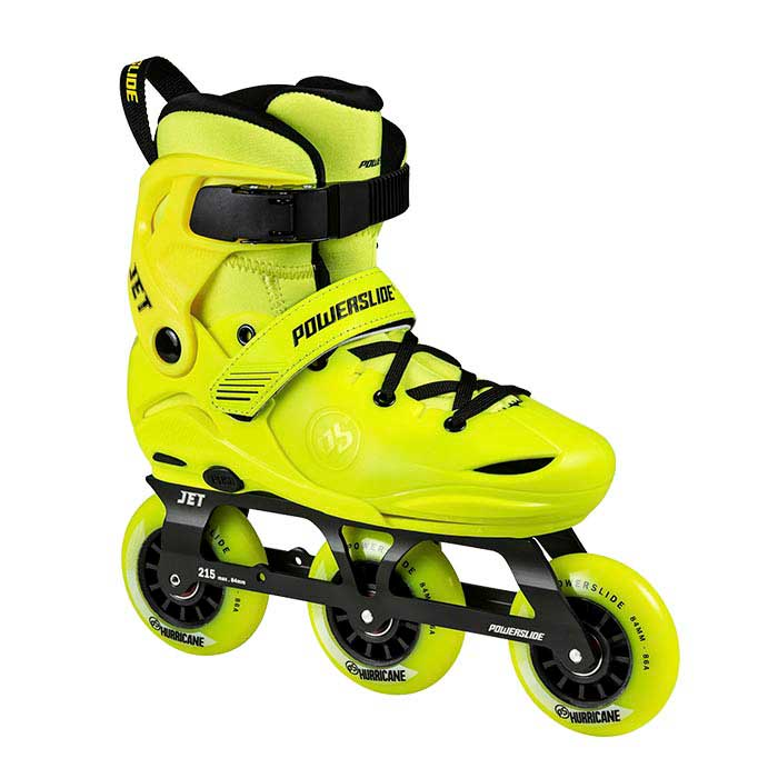 Patines PowerSlide Jet Amarillo