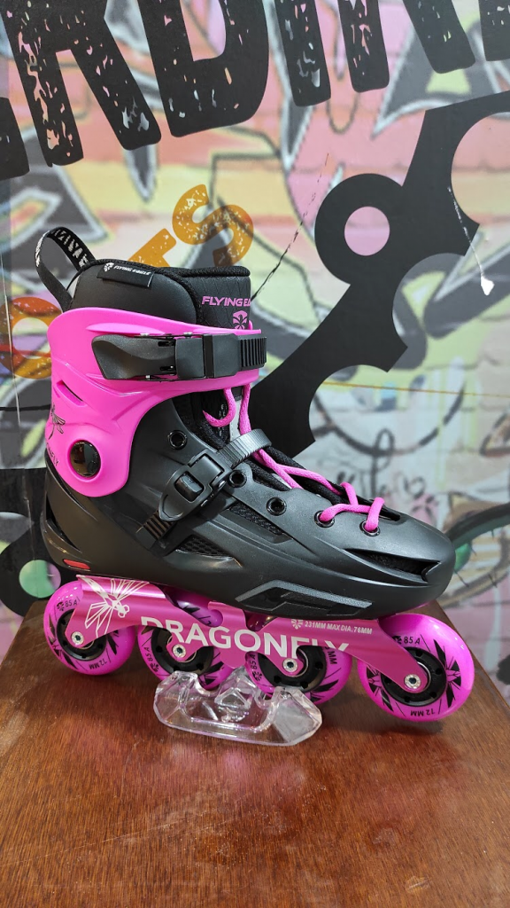 Patines Flying Eagle F3 Dragonfly Rosa
