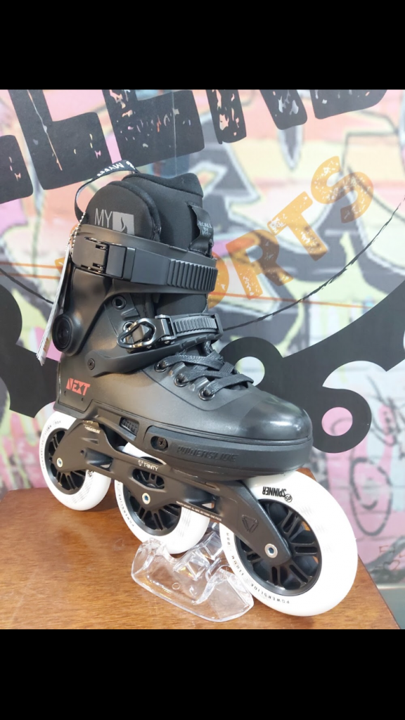 Patines PowerSlide Next Core 100
